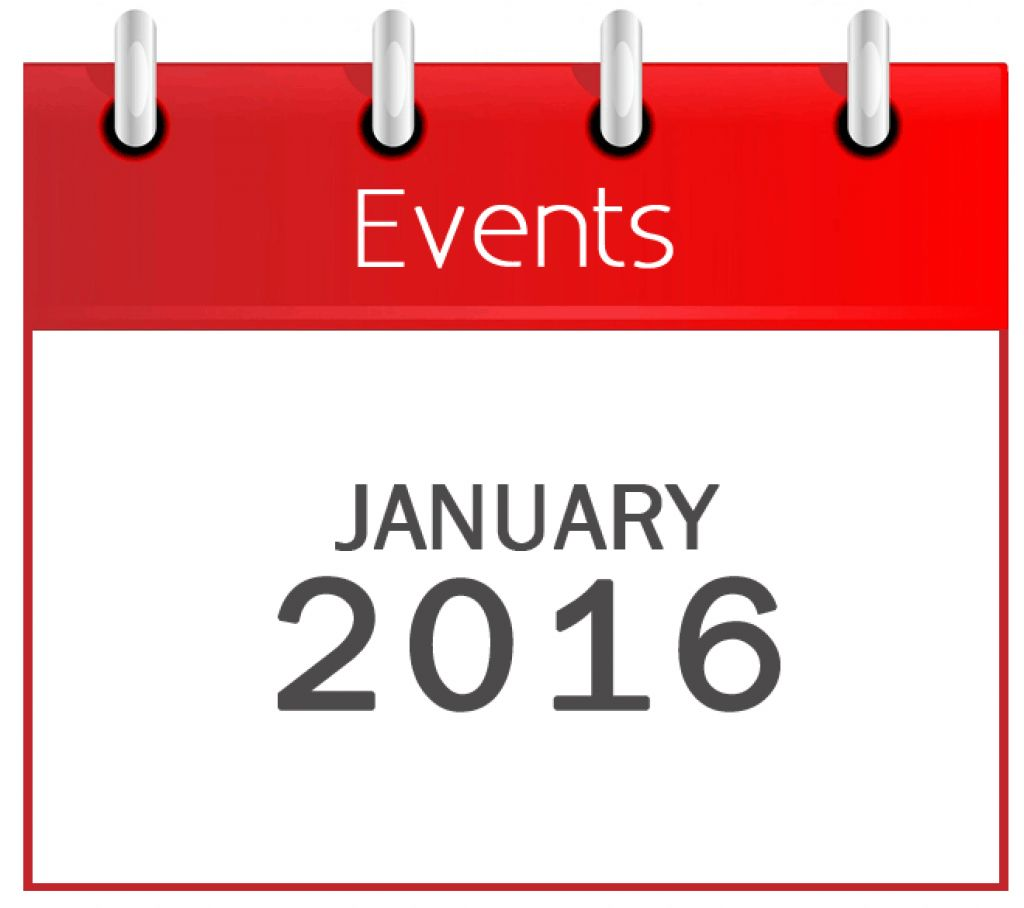 Events in January 2016
