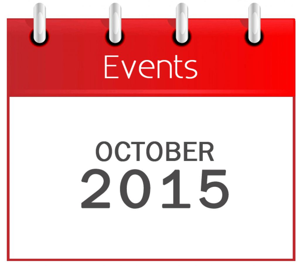 Events in October 2015