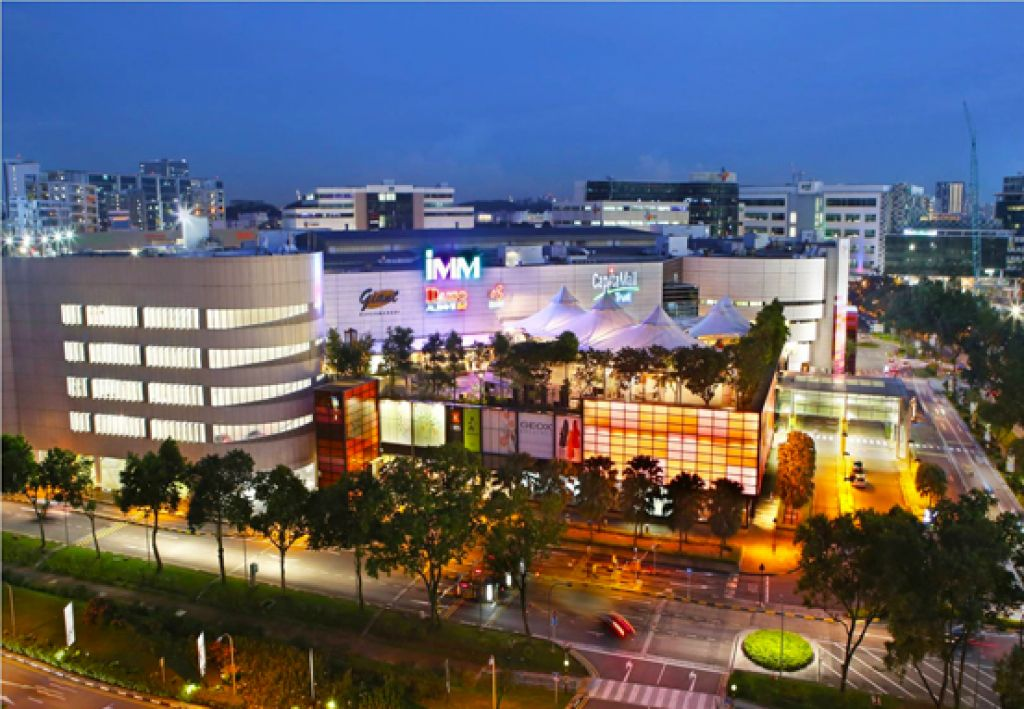 Jurong – Shopping Haven in the Suburbs