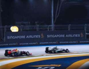 The 2015 Formula 1 Singapore Airlines Singapore Grand Prix