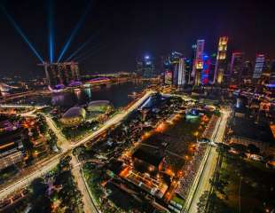 Everything You Need to Know About the 2016 Formula 1 Singapore Airlines Singapore Grand Prix