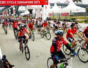 OCBC Cycle Singapore 2014