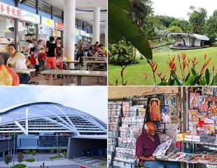 Discovering Singapore this SG50